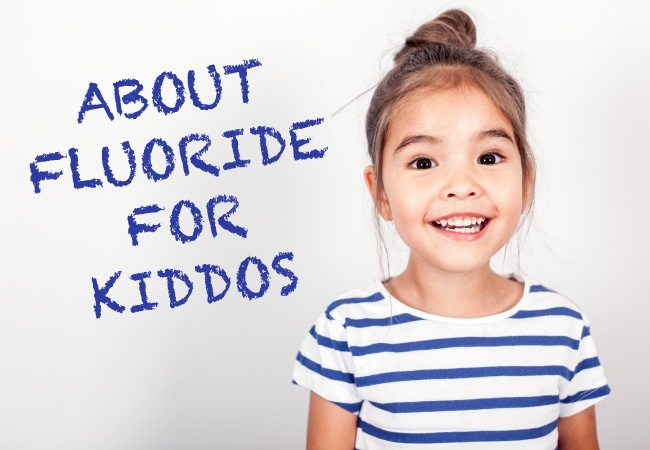 Fluoride treatment for kids